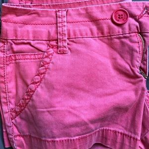 Freestyle Revolution Pink Shorts Low Rise 9/10